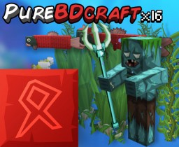 Sphax PureBDCraft x16 (for MC1.13) Minecraft