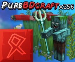 Sphax PureBDCraft x256 (for MC1.13) Minecraft Texture Pack