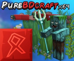 Sphax PureBDCraft x64 (for MC1.13) Minecraft Texture Pack