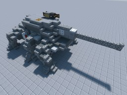 Hexapod-MARS Minecraft Map & Project