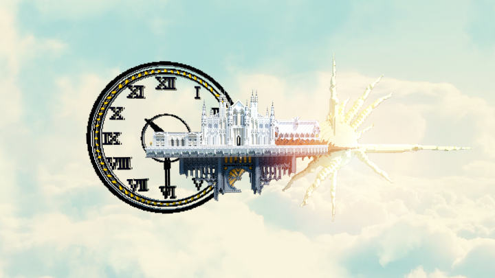 Popular Project : Crebro Solaire    The Clockwise Time Travel  