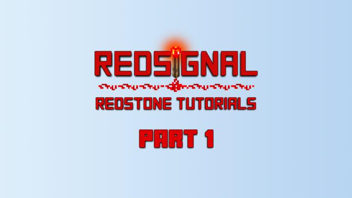 Popular Blog : Redstone basics part 1, redstone wires