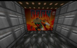 DOOM MULTIPLAYER 1.0 (1.12.2) Minecraft Map & Project