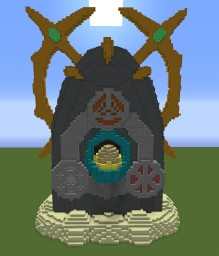 Pixelmon Time Space Altar Minecraft Map & Project