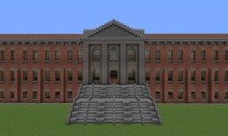 High School Minecraft Map & Project