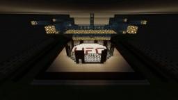 UFC Arena PVP Minecraft Map Minecraft Map & Project
