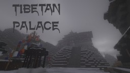 Tibetan Palace Minecraft Map & Project