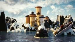 Lost Republic City Minecraft Map & Project