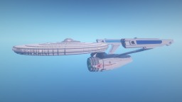 USS ENTERPRISE Minecraft Map & Project