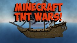Pirate Ship TNT Wars! (Multiplayer) Minecraft Map & Project