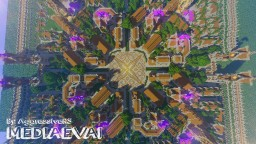 mediaeval Minecraft Map & Project