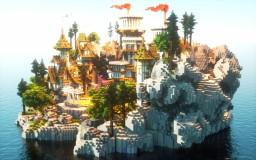 Treatsoul Bastille - Lobby Minecraft Map & Project