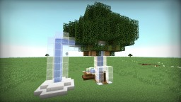 Tech's Treehouse Minecraft Map & Project
