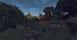 The little village of Canaëm ~Thalion Minecraft Map & Project