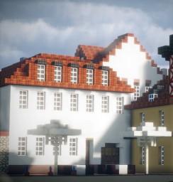 Zum Großen Kurfürsten, Hanau, Germany Minecraft Map & Project