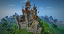 Castle Thornhall Minecraft Map & Project