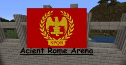 Acient Rome Arena Minecraft Map & Project