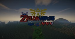 The Legend of Zelda Minecraft Server - ZeldaVerse Minecraft