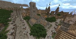 Fiore - Fairy Tail world Minecraft Map & Project