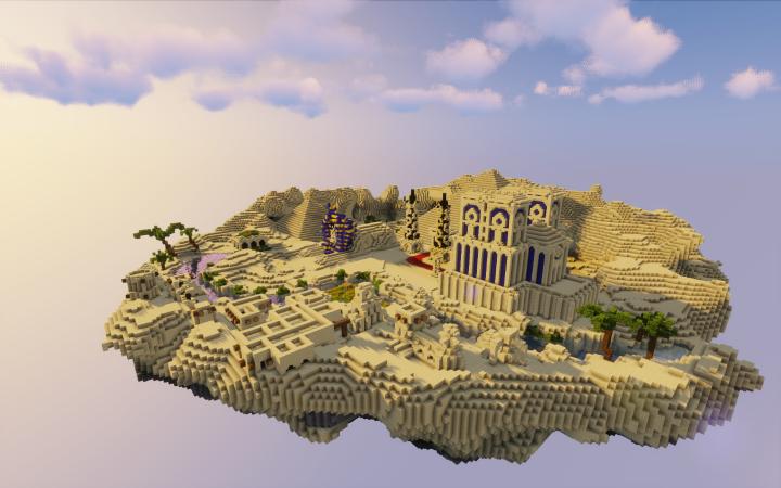 II - Egyptian Isle