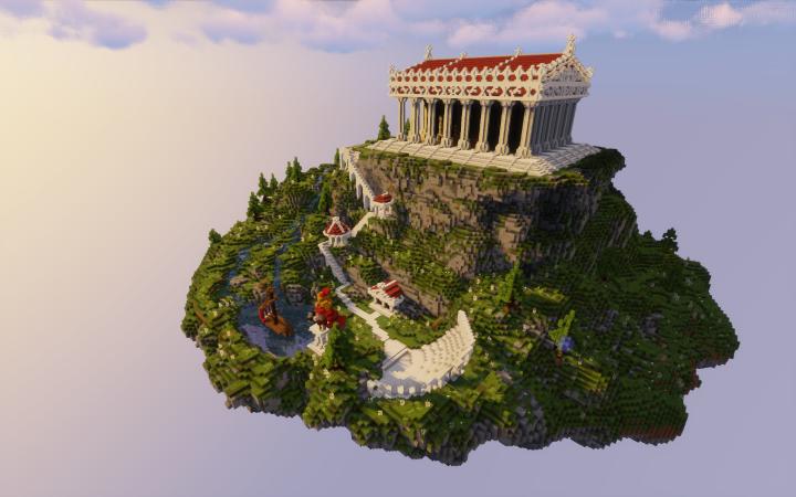 III - Greek Isle