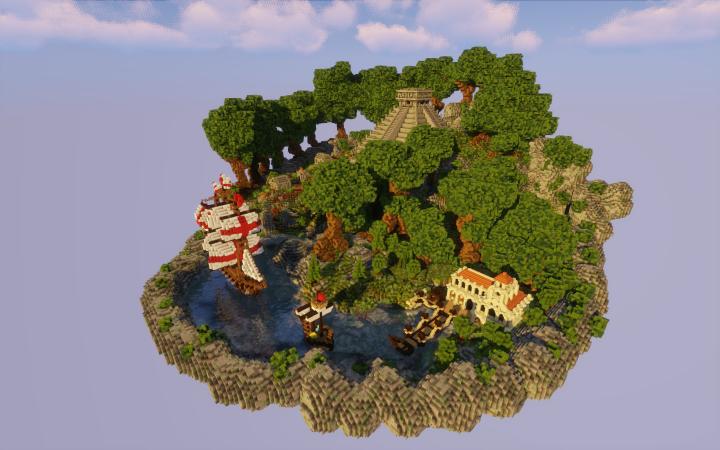 VI - Isle of Exploration