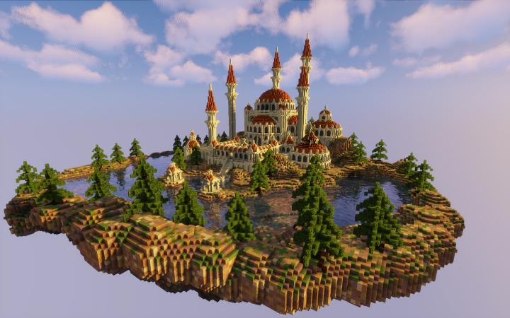 VIII - Ottoman Isle