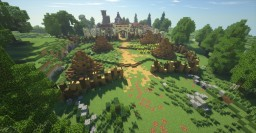 New Journey: Ages Minecraft Map & Project