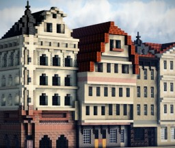 Oberste Gasse 34, Kassel, Germany Minecraft Map & Project