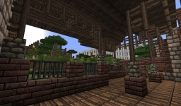 Savanna Park Minecraft Map & Project