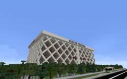 [Modern] Football Stadium Minecraft Map & Project