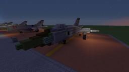 "Su-15 ""Flagon"" Minecraft Map & Project"