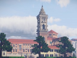 Chiesa di San Ferdinando, Livorno, Italy Minecraft Map & Project