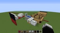 Four Funnel Ocean Liner (Progress Restarting) Minecraft Map & Project