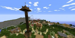 PortAventura World Minecraft Minecraft Map & Project