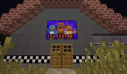 FNAF Anime Minecraft Map & Project