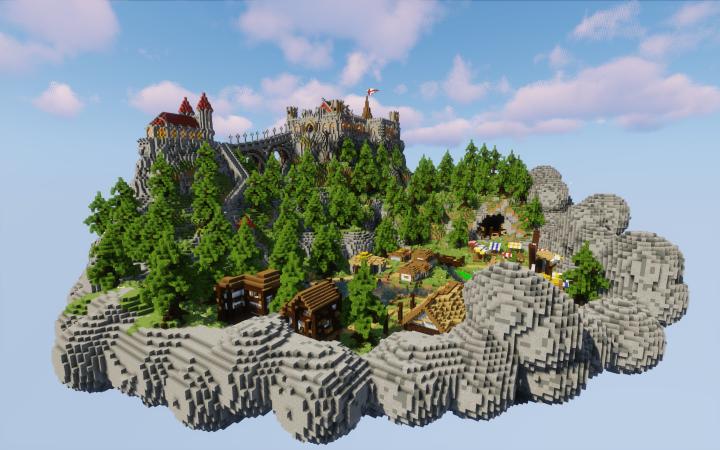 IV - Medieval Isle