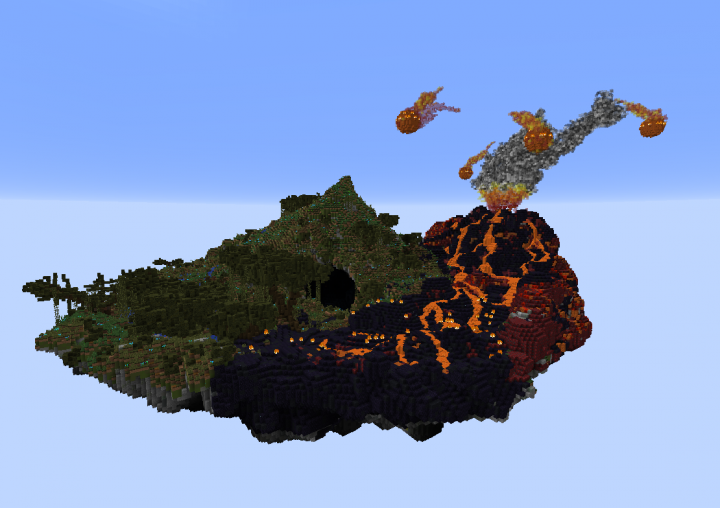 Prehistoric Isle Vanilla