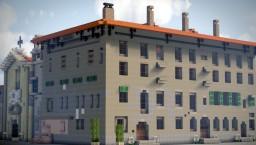 Orfanato del Luogo Pio, Livorno, Italy Minecraft Map & Project