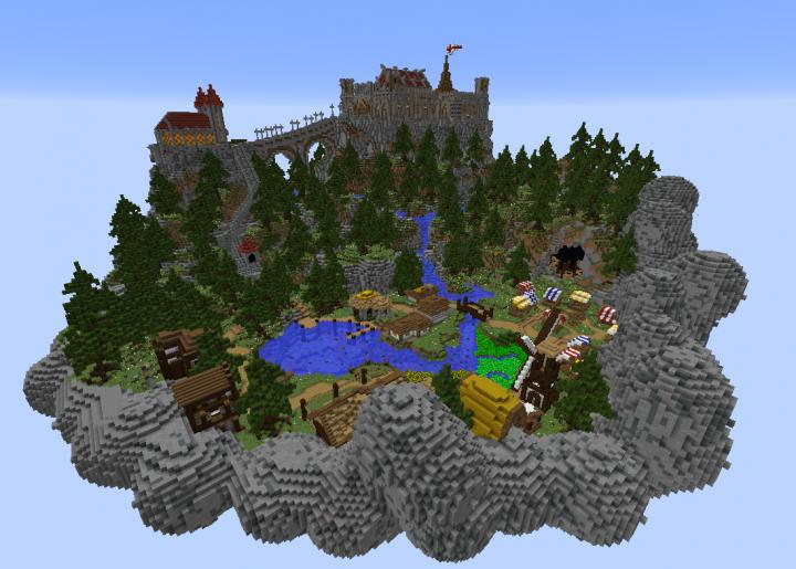 Medieval Isle Vanilla