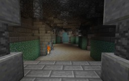 Slytherin Dungeon Minecraft Map & Project