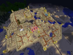 City of Agrazahn Minecraft Map & Project