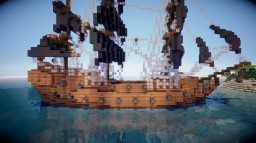 Black Pearl by Shnalf Minecraft Map & Project