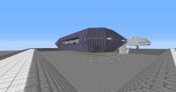 N.A.N. Gunship -- Feral-Class Minecraft Map & Project