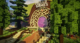 MelloGames.de fanmade lobby Minecraft Map & Project