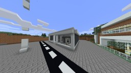 Corner Store Minecraft Map & Project