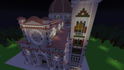 Catholic Craft ...............................LUMEN.REALMS.BCSN.US........................... Get a huge plot with full Worldedit Minecraft