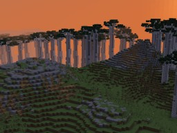 Blue Valley Minecraft Map & Project