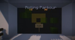 Rolling Parkour Minecraft Map & Project