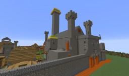 "RP-Stand Alone: ""Castellum Quisbadis"" Minecraft Map & Project"